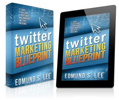 Twitter Marketing Blue Print