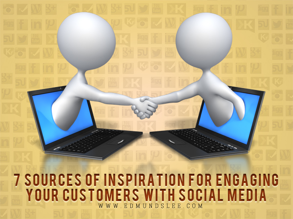Engaging customers with social media