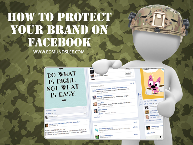 Protect Your Brand on Facebook