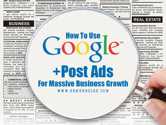 How to Use Google Plus Ads