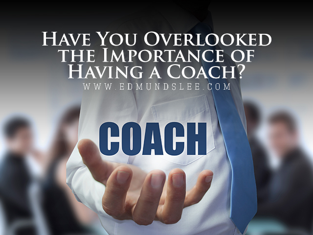 importance of having a coach