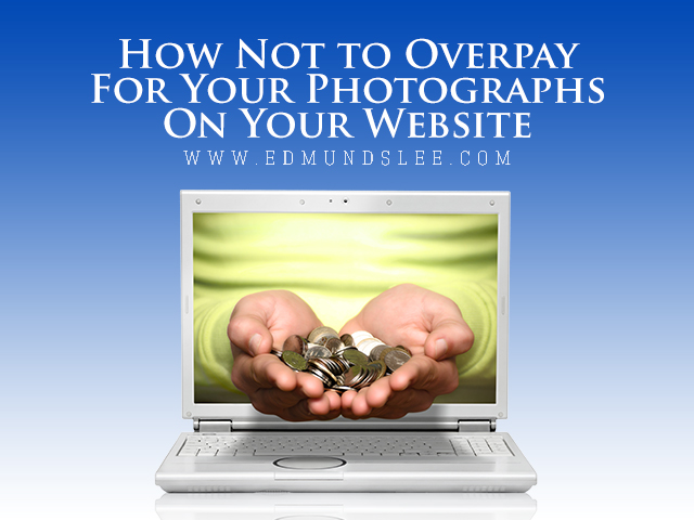 Photographs on your website