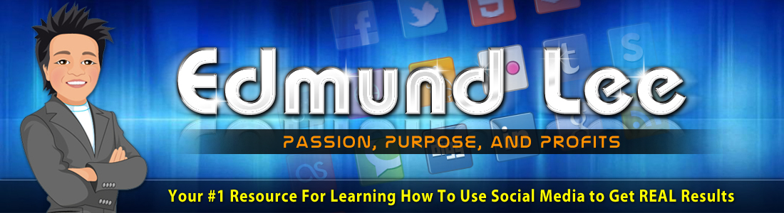 Edmund Lee | Social Media Strategist | Social Media Coaching | Social Media Training | EdmundSLee.com
